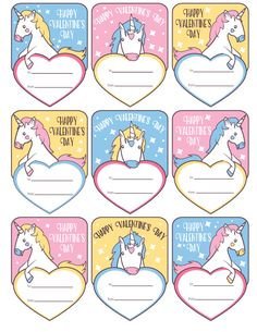 Free Printable Unicorn Valentine s Day Cards Frugal Mom Eh Free Printable Unicorn Valentine s Day Cards Frugal Mom Eh Alise Janacek Arts 038 Crafties These Free Printable Unicorn nbsp hellip Valentine cards Unicorn Valentine Cards, Valentine Jokes, Happy Valentines Day Card, Valentines Day Party, Valentines For Kids, Valentine Day Cards, Valentine Stuff, Valentine's Cards For Kids, Cards For Friends