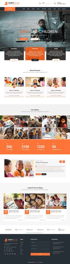 Charity Village is wonderful #Bootstrap HTML #Template for #Charity & Fund Raising websites with 2 homepage layouts download now➝ https://themeforest.net/item/charity-village-responsive-html-template-for-charity-fund-raising/16833385?ref=Datasata
