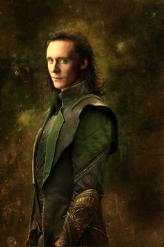 Loki in all his glory