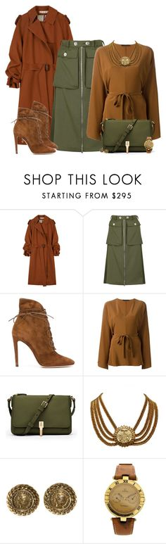 """""""Your """"Must Have"""" shoes in Fall 2016! - Contest!"""" by asia-12 ❤ liked on Polyvore featuring Marni, Alexander McQueen, Gianvito Rossi, The Row, Elizabeth and James, Chanel and OMEGA"""