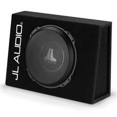 """Cajon Sellado JL Audio CS112TG-TW3 12"""" 400w 2-Ohms"""