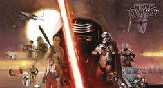 'Star Wars El Despertar de la Fuerza' Imágenes y Tráilers oficiales #StarWar #eldespertardelafuerza #theforceawakens #EpisodioVII