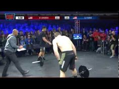 ▶ CrossFit Open 14.1 Garrett Fisher vs Marcus Hendren - YouTube