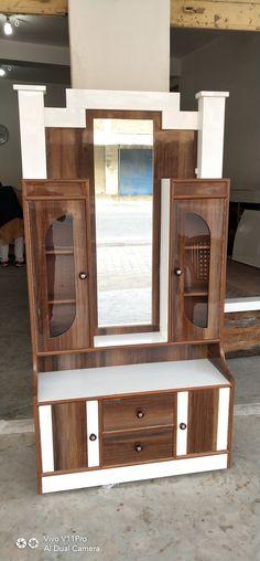 Bedroom Cupboard Designs, Wardrobe Design Bedroom, Bedroom Bed Design, Bedroom Furniture Design, Furniture Dressing Table, Dressing Table Design, Folding Furniture, Wooden Door Design, Wooden Doors