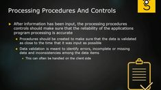 27. Application Controls How To Make