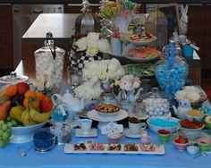 Parker in Wonderland Tea Party Birthday - Alice in Wonderland