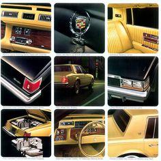 1977 Cadillac Seville | Directory Index: Cadillac/1977_Cadillac/1977_Cadillac_Seville_Brochure