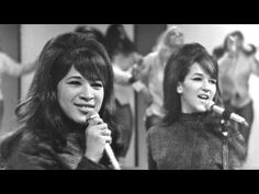 "The Ronettes perform ""Be My Baby"" and ""Shout"" from the film, The Big T. Show, Directed by Larry Peerce. The song ""Be My Baby"" was composed by Elli. 60s Music, Indie Music, Music Songs, Ronald Isley, Baby Lyrics, The Ronettes, American Bandstand, Be My Baby, Baby Live"