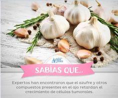 #Sabíasque #Ajo Para prevenir con Huevo San Juan