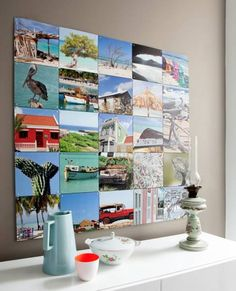 muurdecoratie woonkamer 2   home decoration   Pinterest   Interiors ...