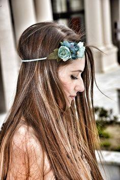 Spring Love El Yapımı Çiçekli Saç Bandı Zet.com'da 55 TL