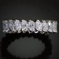 Vintage 265 carat Marquise Cut Diamonds by adinantiquejewellery, €3750.00