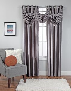 Rivington Faux Silk Panel | Stylemaster USA