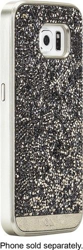Case-Mate - Brilliance Hard Shell Case for Samsung Galaxy S6 Cell Phones - Champagne