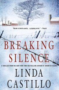 Third book in the Amish thriller series by Linda Castillo, featuring sheriff, Kate Burkholder.  These books are chilling page-turners.