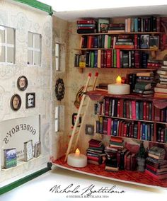 Pixie Hill: Miniature Book Tutorial Now Available