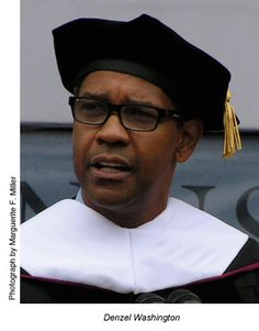 "Fall forward. Denzel Washington's commencement speech from 2011 at the University of Pennsylvania...I always listen to this when I'm feeling like a failure :) ""If you don't fail… you're not even trying."""