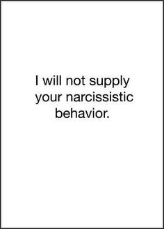 No contact! A help for narcissistic sociopath relationship survivors. For more narc recovery please like our page: https://www.facebook.com/thelostself