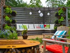Pergola Pictures From Blog Cabin 2014 | DIY Network Blog Cabin 2014 | DIY