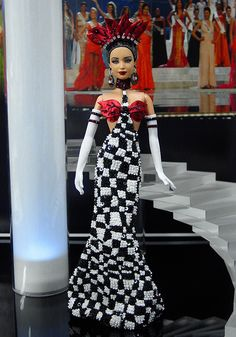 Miss Cook Islands 2011 by Ninimomo Dolls