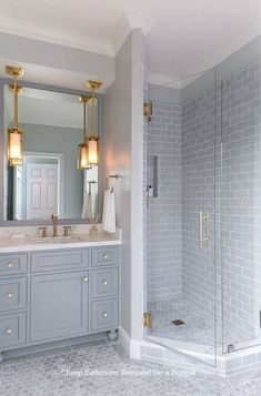 ideas for bathroom shower remodel ideas home Best Bathroom Tiles, Bathroom Tile Designs, Grey Bathrooms, Bathroom Colors, Modern Bathroom, Master Bathroom, Bathroom Ideas, Bath Ideas, Bathroom Organization