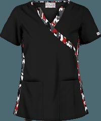 Print Scrub Tops, Discount Scrub Tops and Hospital Scrubs at Uniform Advantage Camo Scrubs, Scrubs Uniform, Discount Scrubs, Scrubs Pattern, Work Uniforms, Scrub Tops, Work Attire, Fashion Photo, Work Wear