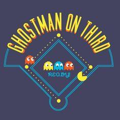 Ghostman on Third T-Shirt :: the mental_floss store