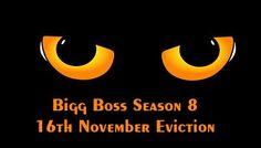 Bigg Boss Season 8 - 16th November 2014 Aarya Babbar Gets Evicted from House http://tv-duniya.blogspot.com/2014/11/bigg-boss-season-8-16th-november-2014-aarya-babbar-gets-evicted-from-house.html