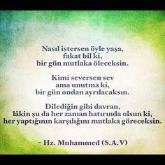 Hz Muhammed (S.A.V)