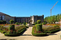 Jardins de Santa Bárbara, Braga