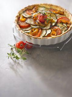 Recette tarte provençale - Marie Claire