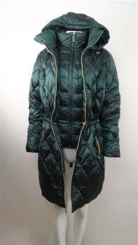 couture4less - .Michael Kors Daunenjacke 100% Original gr. 42/44 Metalicgrün