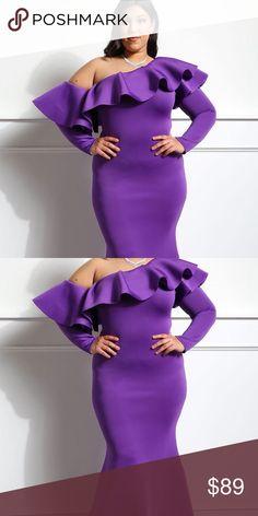 Purple gown Purple gown Dresses Maxi