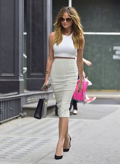 Best Dressed: The Week in Outfits  - ELLE.com