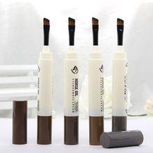 Maquiagem sobrancelha lápis de sobrancelha Enhancer sobrancelha Make Up cosméticos sobrancelha Natural impermeável duradoura perfeito gel sobrancelha alishoppbrasil