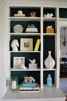 Analysis of a well-styled bookcase
