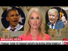 BREAKING:  Kellyanne Conway Just Exposed Obama's Sick Plan to  Screw Trump!