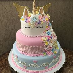 Una fiesta temática lleva un lindo pastel decorado con el motivo que desea la agasajada, a la hora de escoger encontraras muchas opciones l...