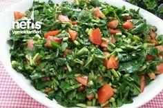5 Dakikada Nefis Rokalı Kaşık Salatası Yedikçe Yedirten Tarifi nasıl yapılır? 1.005 kişinin defterindeki bu tarifin resimli anlatımı ve deneyenlerin fotoğrafları burada. Yazar: Hasibe'nin Mutlu Mutfağı