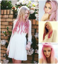 4 Cool Two Toned Hair Color Ideas - Glam Bistro