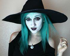 Como Maquillarse De Bruja Bruja Ms De Fotos De Ideas De Maquillajes