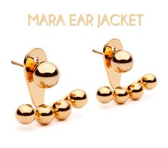 Mara Gold Earrings