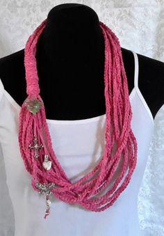 Pretty Dark Pink with Heart O My Soul, Mighty Girl, Handmade Flowers, One Pic, Art Girl, Women's Accessories, Dark, Pretty, Shopping