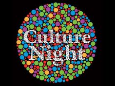 """Take in the sights, sounds and experiences Ireland has to officer at night on the annual """"Culture Night"""" Mexican Night, Dublin City, Emerald Isle, Ireland Travel, Late Nights, Encouragement, Culture, Map, September 2013"""