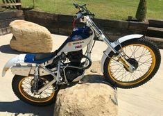 Trial Bike, Mechanical Art, Motorcycle Art, Dirt Bikes, Motocross, Trials, Violin, Honda, Twin