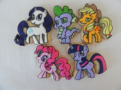 My Little Pony Friendship is Magic Cookies!