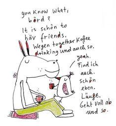It is recht wichtig und so. :)