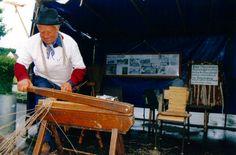 Démonstration de teillage, 2000