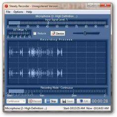 Steady Recorder v3.1.1 WiN CHAOS magesy.pro