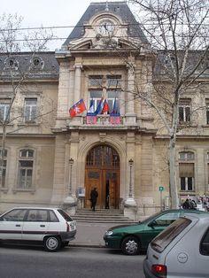 Lyon mairie 4 - La Croix-Rousse — Wikipédia